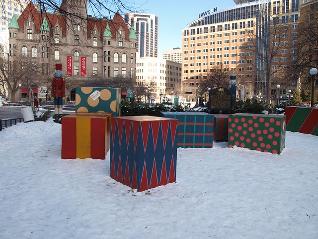 Christmas at Rice Park 2
