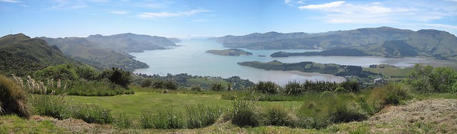 Lyttelton Harbour Stitch