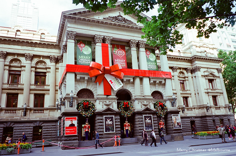 Melbourne-Merry Christmas13