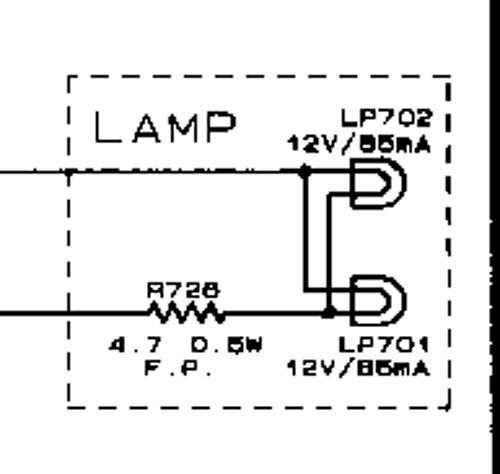 nad 701 lcd backlight circuit