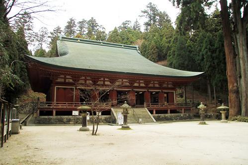 Mega templo Hieizan