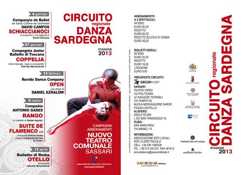 Circuito Regionale Danza Sardegna 2013