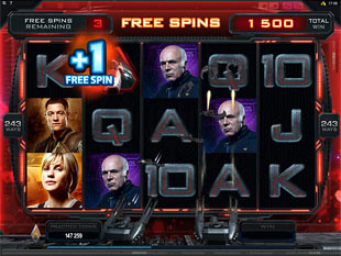 Fight Mode Free Spins Feature