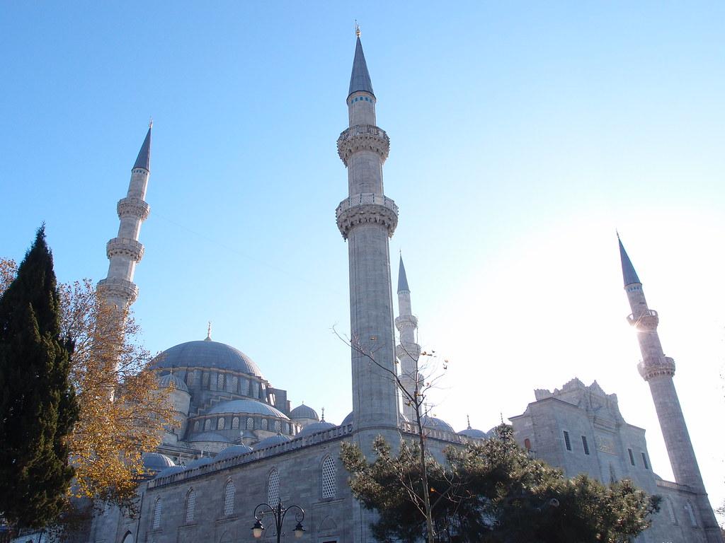 Süleymaniye Mosque In Istanbul, Turkey: Serenity at its ...