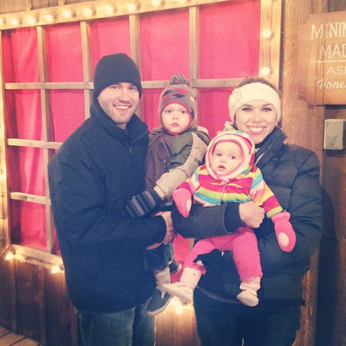 Family Night at Santa's Wonderland @cowayes