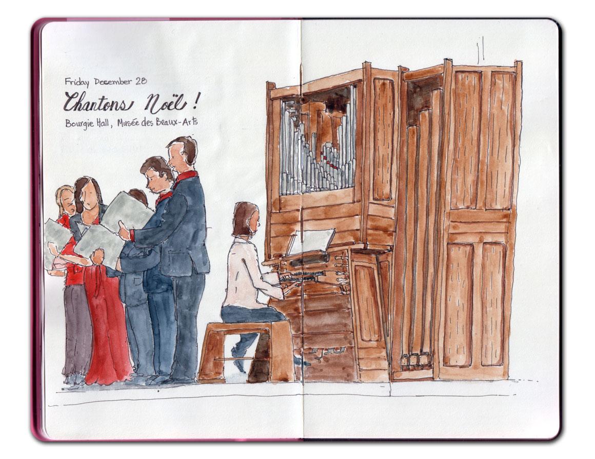 Chantons Noël concert