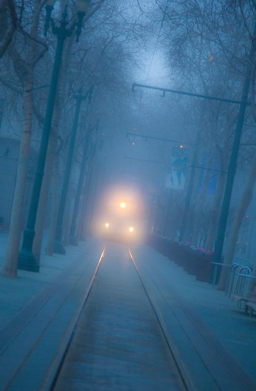 San Jose Fog