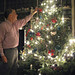 Dad Adds an Ornament
