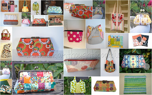 2012 purses, bags and clutches