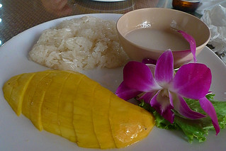Phuket - Mango and Sticky Rice