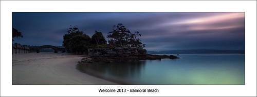 bridge water sunrise sydney celebration nsw balmoral balmoralbeach 2013