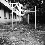 Clothes Hanging Poles