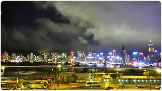 Night at Hongkong