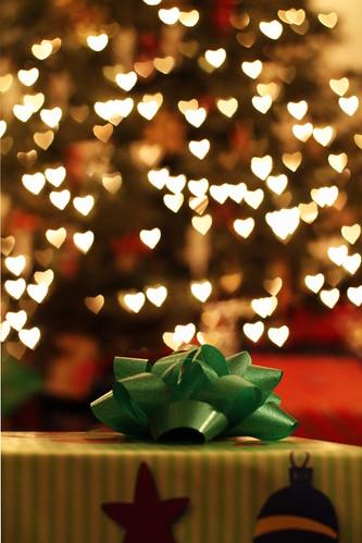 Present under the tree