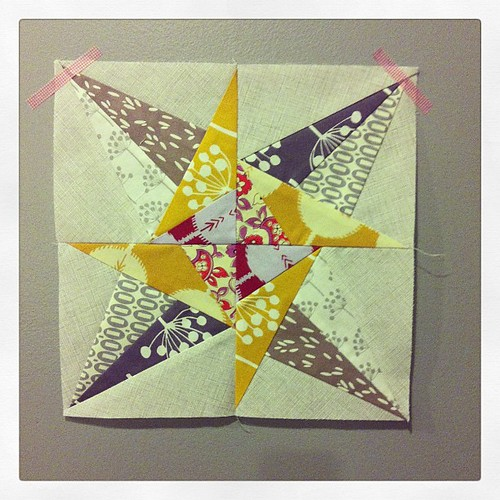 January Lucky Stars Block #luckystarsbom