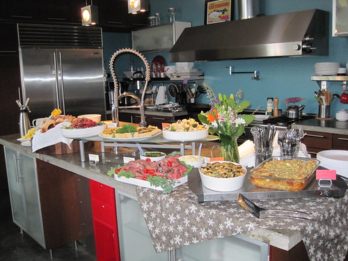 brunch buffet 2013