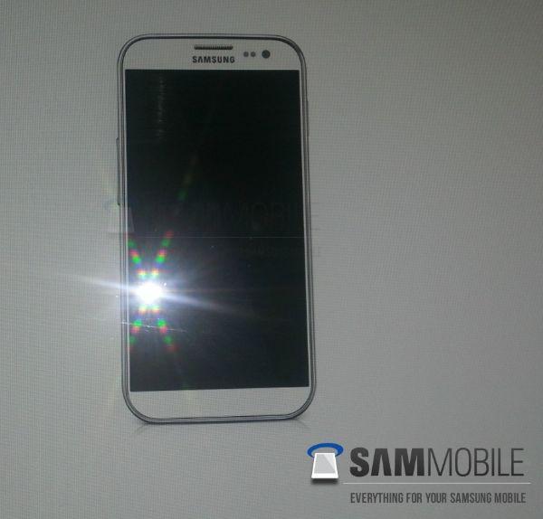 Прототип Galaxy S4