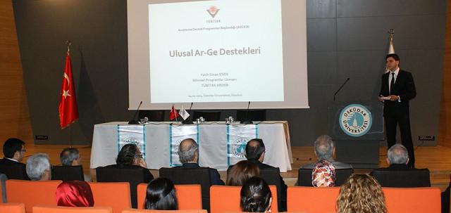 TÜBİTAK: 'Üsküdar Üniversitesi'nde ciddi işbirliği potansiyeli var' 2