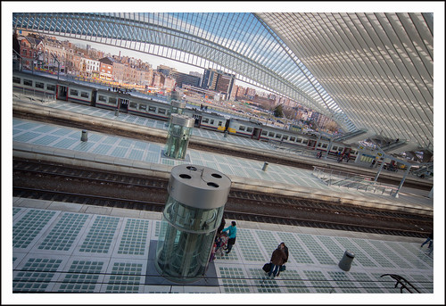 station guillemins luik (9) by hans van egdom