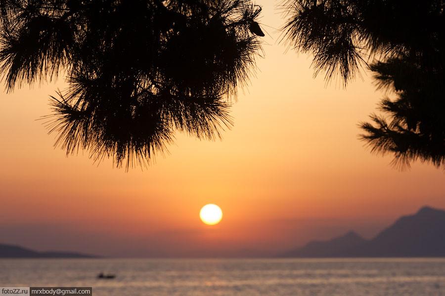 14-Tucepi-sunsets