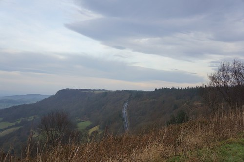 Sutton Bank from Roulston Scar, North York Moors