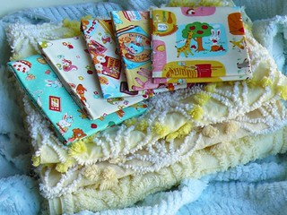 Choices For Next Doll Quilt