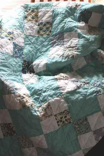 Liberty Blues Napping Quilt