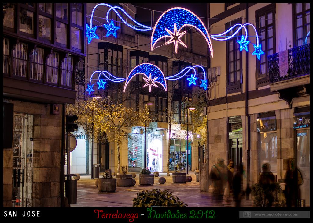 Navidades Torrelavega 2012 - San Jose