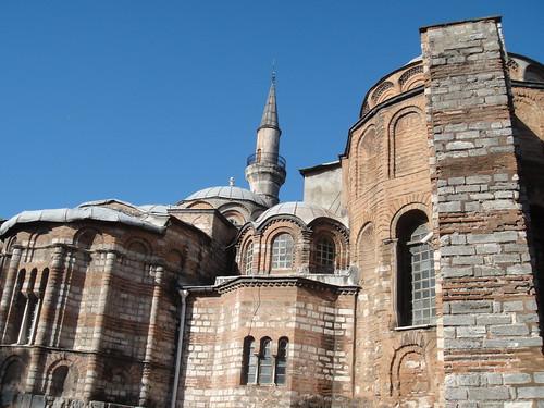 Church of the Holy Savior in Chora