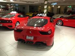 enzo ferrari(0.0), race car(1.0), automobile(1.0), vehicle(1.0), ferrari 458(1.0), performance car(1.0), automotive design(1.0), land vehicle(1.0), luxury vehicle(1.0), coupã©(1.0), sports car(1.0),