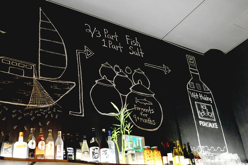 Fish Sauce Mural