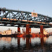 Gilmerton Bridge Float-In - Jan. 7-8, 2013