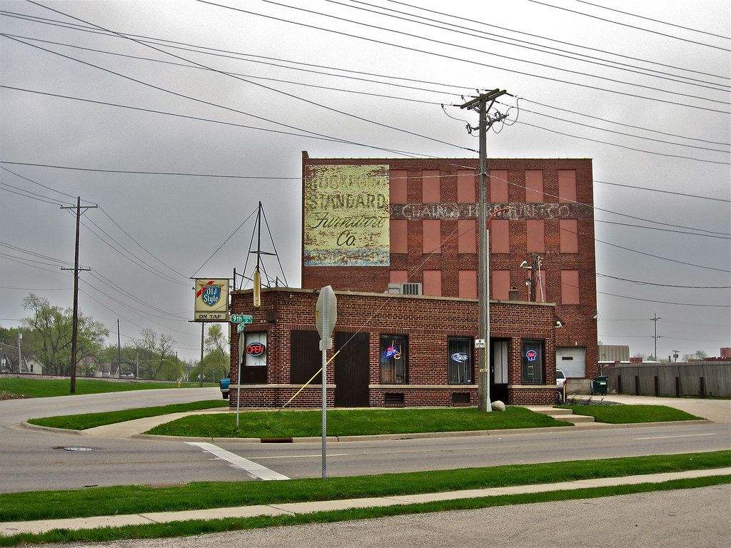 Rockford Standard Furniture Company Il