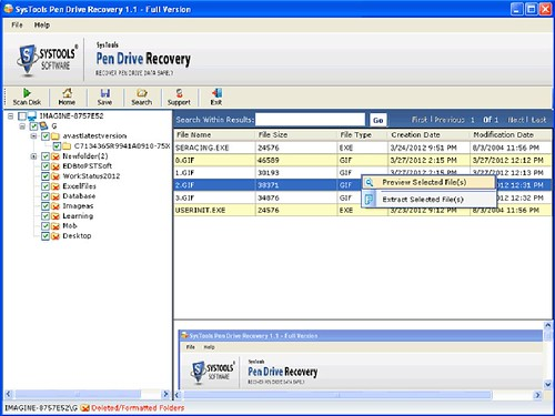 Pen Drive Recovery Software
