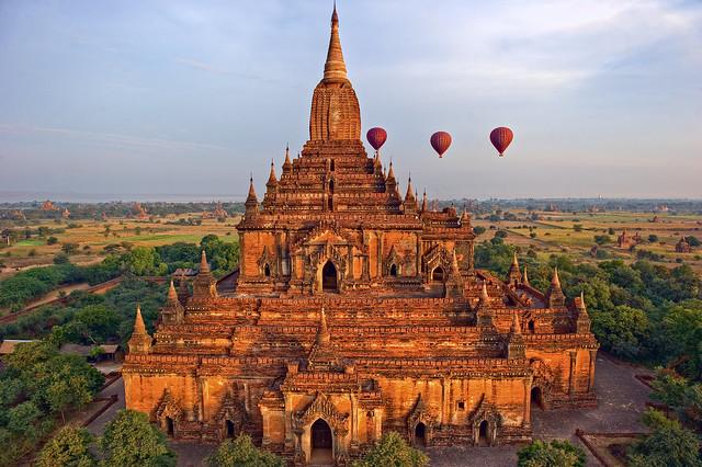Balloons Of The Bodhisattva