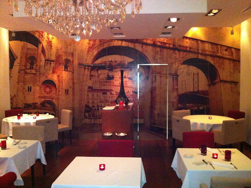 Restaurante Assinatura - Lisboa