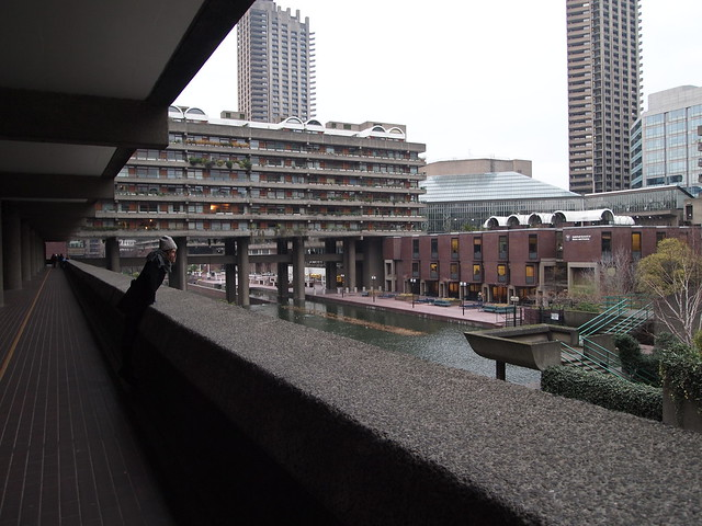 Obligatory Barbican shot