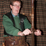 Clansman Centre, Weapons Demonstration - Fort Augustus, Scotland