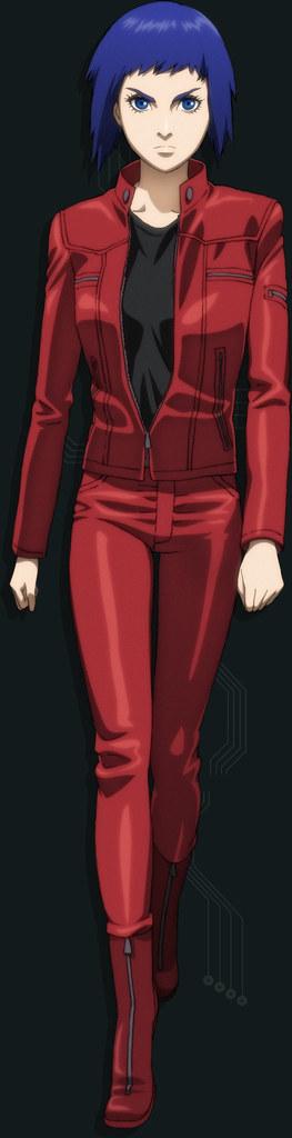 130116(2) - 士郎正宗經典漫畫四度改編、新動畫《攻殻機動隊ARISE》由「黄瀬和哉×冲方丁」聯手打造! (1/2)