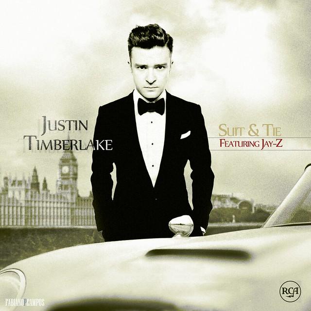 Justin Timberlake - Suit & Tie (feat. JAY Z)
