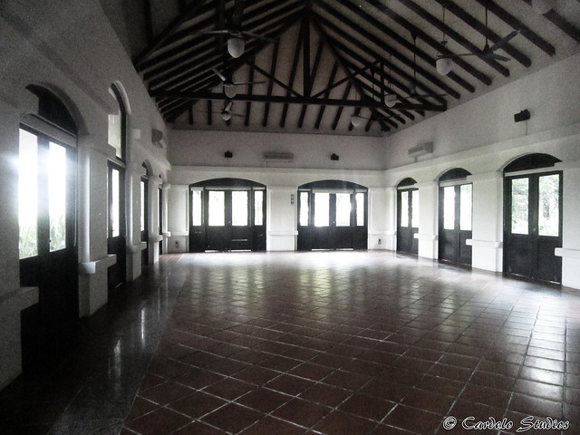 Fort Canning - Raffles House 02