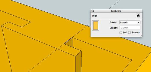 Foldarap gap
