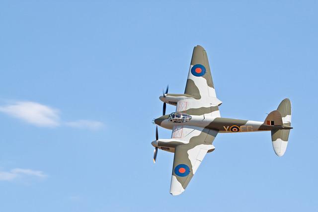 IMG_0835mDe Havilland 98 Mosquito F MK 26 KA114
