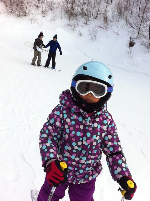 今年もスキー三昧