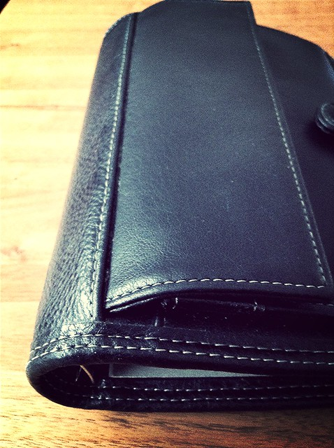 #fflovephotoaday - Day 23: Leather or Non-Leather