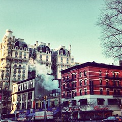 NYC Morning. Very Very Very Cold Morning.
