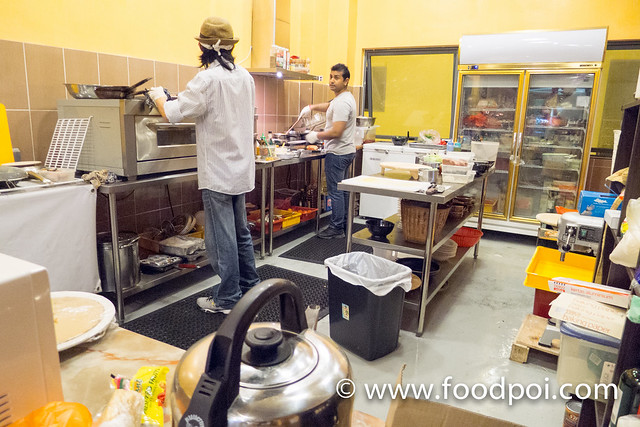 Bondi junction restaurant at setia walk puchong for Arabica mediterranean cuisine