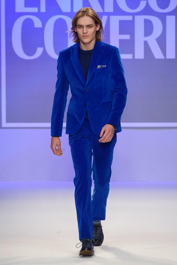 FW13 Milan Enrico Coveri001_Ton Heukeuls(fashionising.com)