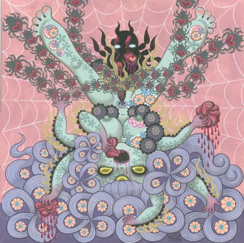 Junko MIzuno, Flora Delirium 3