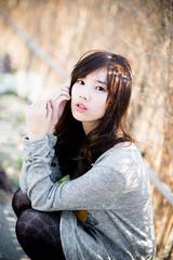 [フリー画像素材] 人物, 女性 - アジア, 台湾人 ID:201302262200